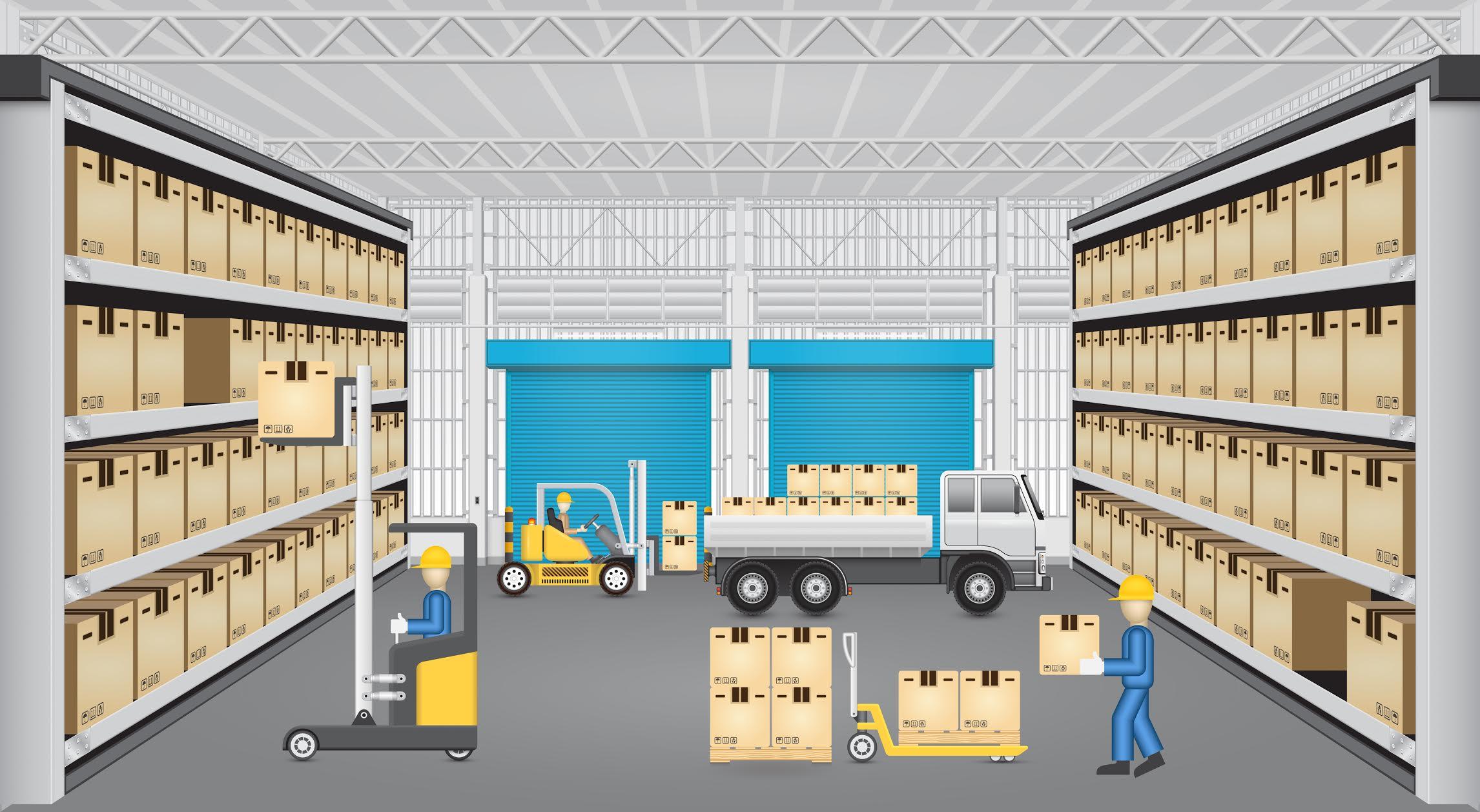 Criteri di mappatura di magazzino vantaggi e svantaggi for Piani di costruzione di magazzino